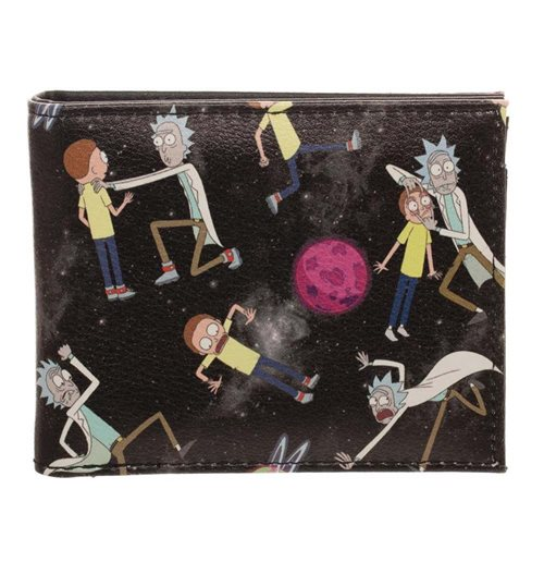 Rick and Morty Wallet 317327