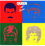 Vynil Queen - Hot Space
