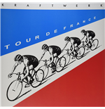 Vynil Kraftwerk - Tour De France 2009