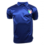 Score Draw Italy 1990 World Cup Final Shirt