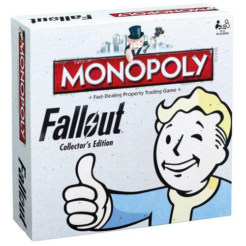 Fallout Edition Monopoly