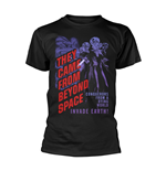 Plan 9 - They Came From Beyond Space T-shirt They Came From Beyond Space (BLACK)