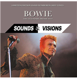 Vynil David Bowie - Sounds & Visions - The Legendary Broadcasts - Grey Vinyl