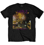 Prince Men's Tee: Sign O The Times Album