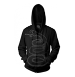Metallica Sweatshirt Black Album Burnished
