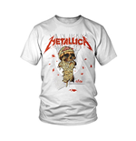Metallica T-shirt One Landmine