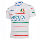2018-2019 Italy Away Replica Rugby Shirt