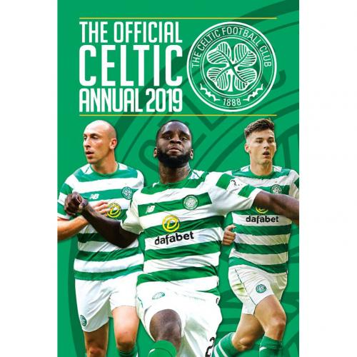 Celtic F.C Annual 2019