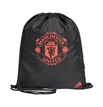 2018-2019 Man Utd Adidas Gym Bag (Black)