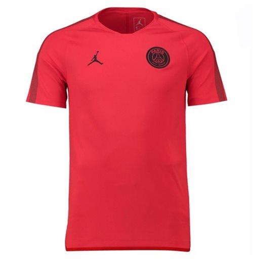 5c03e9bd1ba383 Buy Official 2018-2019 PSG Nike Squad Training Shirt (Red)
