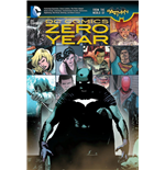 DC Comics Comic Book Batman Zero Year (The New 52) by Scott Snyder english