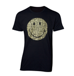 Smiley - Cracked Smiley - Men's T-shirt