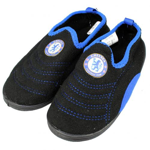 Chelsea F.C. Boot Slippers 12/13