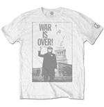 John Lennon Men's Tee: Liberty Lady