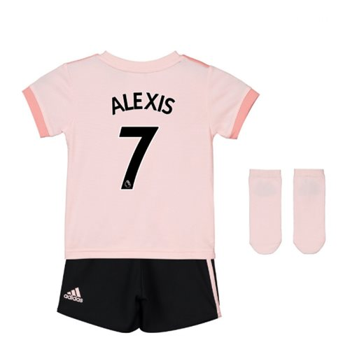 info for 6b08e 967aa 2018-19 Man Utd Away Baby Kit (Alexis 7)