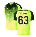 2018-2019 Celtic Third Football Shirt (Tierney 63)