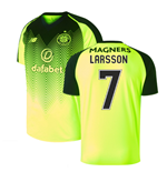 2018-2019 Celtic Third Football Shirt (Larsson 7)