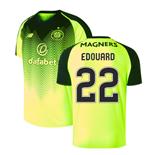 2018-2019 Celtic Third Football Shirt (Edouard 22)