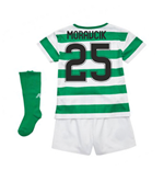 2018-2019 Celtic Home Little Boys Mini Kit (Moravcik 25)
