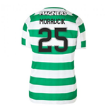 2018-2019 Celtic Home Ladies Football Shirt (Moravcik 25)