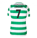 2018-2019 Celtic Home Ladies Football Shirt (Larsson 7)