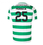 2018-2019 Celtic Home Football Shirt (Moravcik 25) - Kids