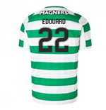 2018-2019 Celtic Home Football Shirt (Edouard 22)