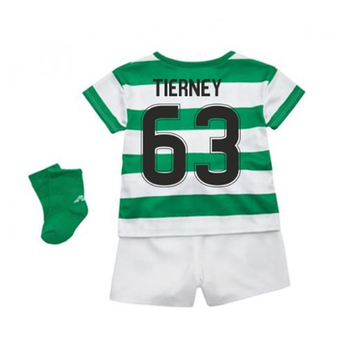 size 40 20cf4 45a98 2018-2019 Celtic Home Baby Kit (Tierney 63)