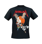 Metallica T-shirt Damage Inc