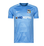 2018-2019 Coventry City Home Football Shirt