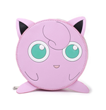 POKEMON Jigglypuff Coin Purse with All-round Zip, Female, One Size, Pink