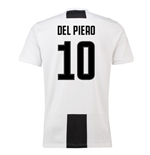 2018-19 Juventus Home Shirt (Del Piero 10)