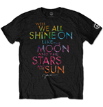 John Lennon Men's Tee: Shine On