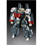 Robotech Heavy Armor Veritech Fighter Collection Action Figure 1/100 Rick Hunter GBP-1J 15 cm