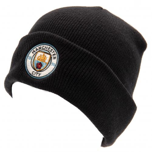 Manchester City F.C. Knitted Hat TU