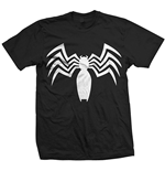 Marvel Comics - Ultimate Spiderman Venom Black T-shirt (Unisex)
