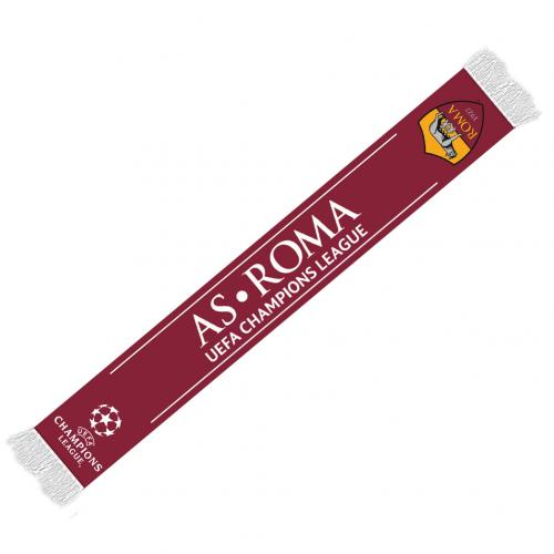 A.S. Roma Champions League Scarf