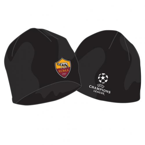 A.S. Roma Champions League Knitted Hat
