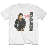 Michael Jackson Men's Tee: Bad