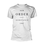 New Order T-shirt Substance