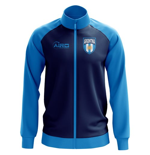 Argentina Concept Football Track Jacket (Navy)