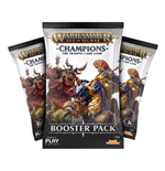 Warhammer Age of Sigmar: Champions Wave 1 Booster Display (24) german