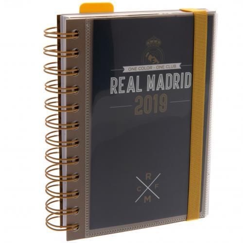 Real Madrid F.C. A5 Diary 2019