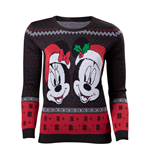Disney - Mickey & Minnie Christmas Women's Sweatshirt