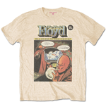 Pink Floyd Men's Tee: Comic
