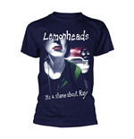 LEMONHEADS, The T-shirt A Shame About Ray (NAVY)