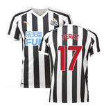 2018-2019 Newcastle Home Football Shirt (Perez 17)