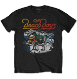 The Beach Boys Men's Tee: Live Drawing