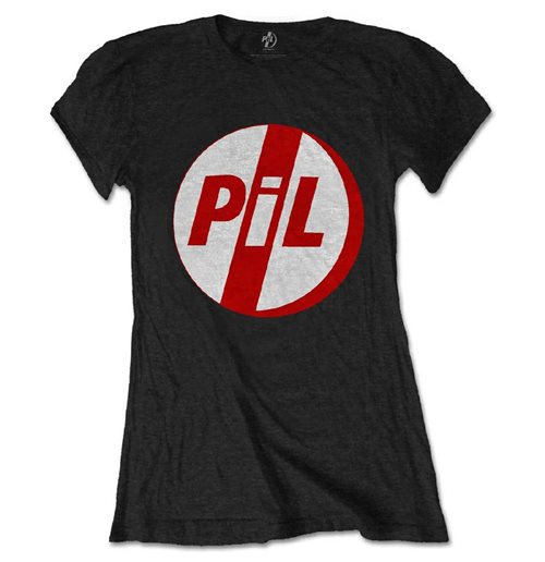 PIL (Public Image Ltd) Ladies Tee: Logo