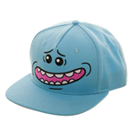 Rick & Morty Snap Back Cap Mr. Meeseeks